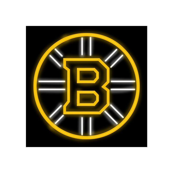 Boston Bruins Neon Sign | Man Cave Authority | IMP 490-4001
