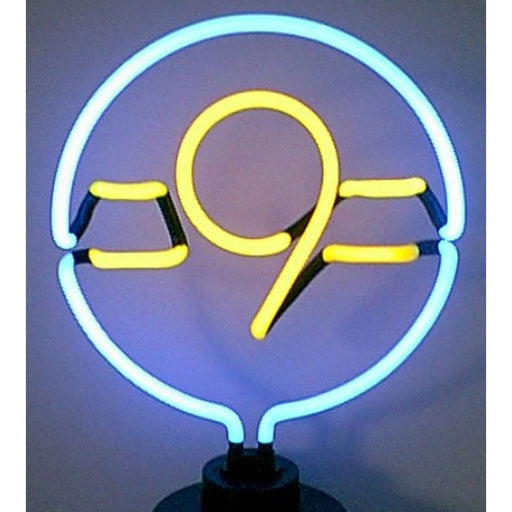9 Ball Neon Sculpture | Man Cave Authority | 49BALL