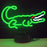 Alligator Neon Sculpture | Man Cave Authority | 4ALLIG