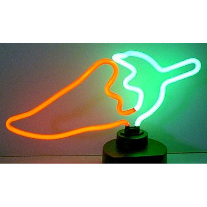 Chili Pepper Neon Sculpture | Man Cave Authority | 4CHILI