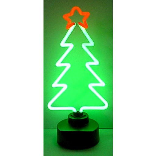 Christmas Tree Neon Sculpture | Man Cave Authority | 4XMASX