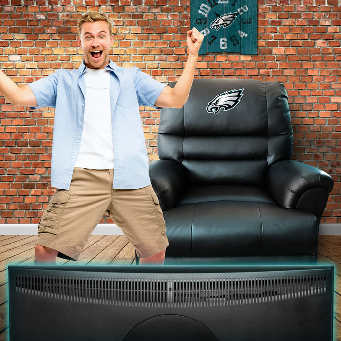 Philadelphia Eagles Sports Recliner | Man Cave Authority | 503-5037