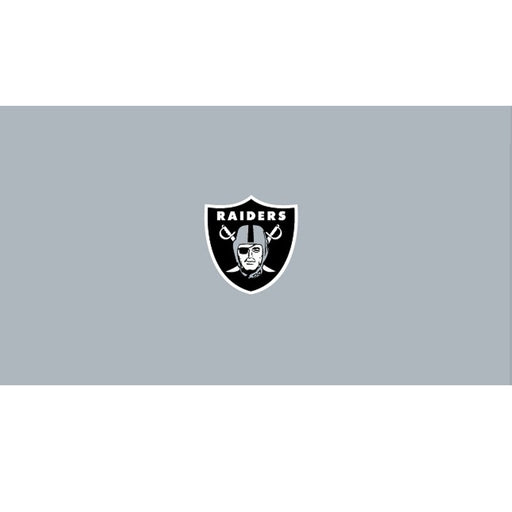 Oakland Raiders 8 Foot Billiard Cloth | Man Cave Authority | IMP 52-1010