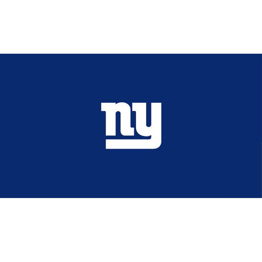 New York Giants 9 Foot Billiard Cloth | Man Cave Authority | IMP 52-1013-9