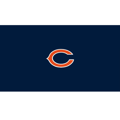 Chicago Bears 8 Foot Billiard Cloth | Man Cave Authority | IMP 52-1019