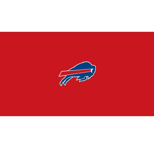 Buffalo Bills 9 Foot Billiard Cloth | Man Cave Authority | IMP 52-1021-9
