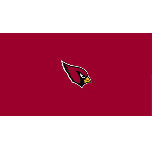 Arizona Cardinals 9 Foot Billiard Cloth | Man Cave Authority | IMP 52-1029-9