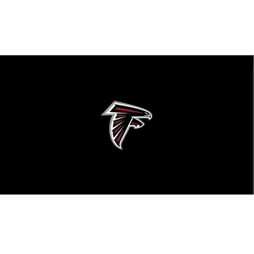 Atlanta Falcons 9 Foot Billiard Cloth | Man Cave Authority | IMP 52-1030-9