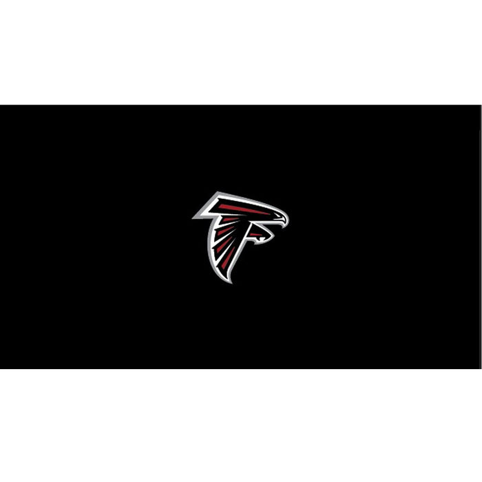Atlanta Falcons 8 Foot Billiard Cloth | Man Cave Authority | IMP 52-1030