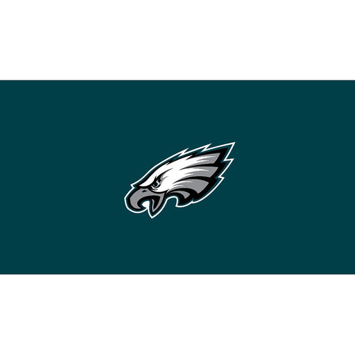 Philadelphia Eagles 9 Foot Billiard Cloth | Man Cave Authority | IMP 52-1037-9