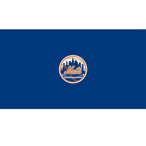 New York Mets 9 Foot Billiard Cloth | Man Cave Authority | IMP 52-2002-9
