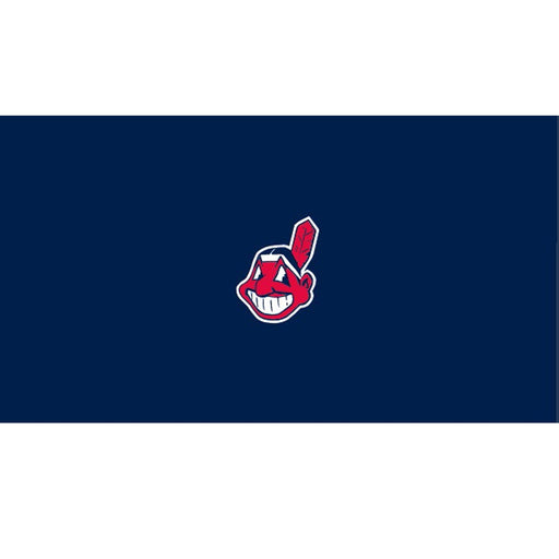 Cleveland Indians 8 Foot Billiard Cloth | Man Cave Authority | IMP 52-2004