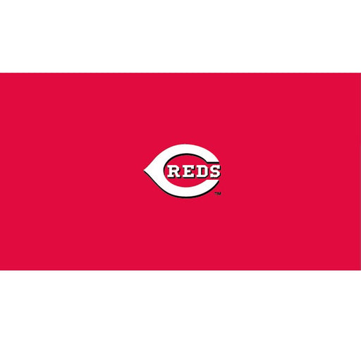 Cincinnati Reds 9 Foot Billiard Cloth | Man Cave Authority | IMP 52-2007-9