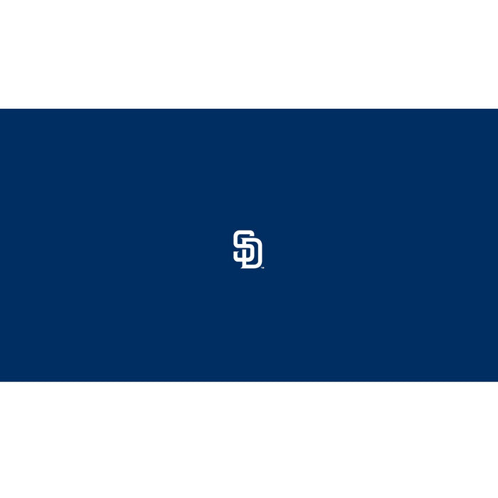 San Diego Padres 8 Foot Billiard Cloth | Man Cave Authority | IMP 52-2011