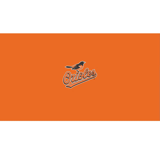 Baltimore Orioles 8 Foot Billiard Cloth | Man Cave Authority | IMP 52-2014