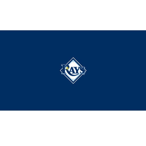 Tampa Bay Rays 9 Foot Billiard Cloth | Man Cave Authority | IMP 52-2019-9
