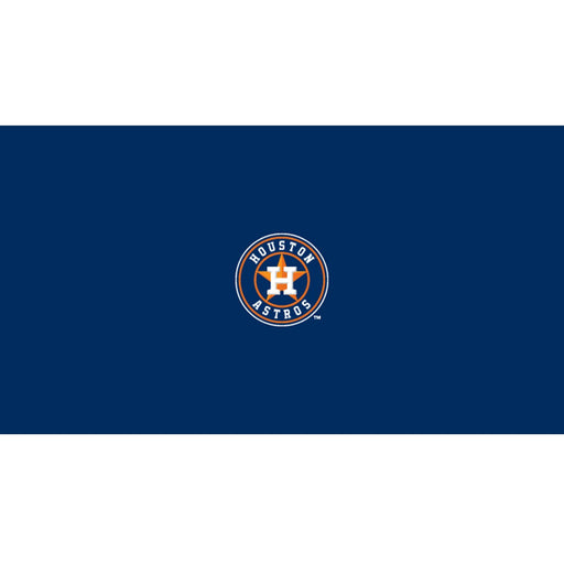 Houston Astros 8 Foot Billiard Cloth | Man Cave Authority | IMP 52-2025