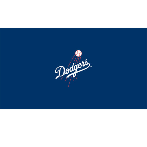 Los Angeles Dodgers 8 Foot Billiard Cloth | Man Cave Authority | IMP 52-2026