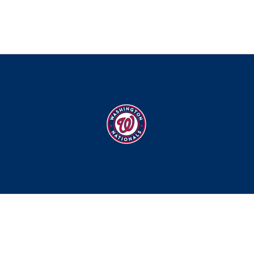 Washington Nationals 8 Foot Billiard Cloth | Man Cave Authority | IMP 52-2033