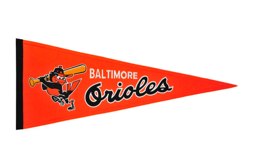 Baltimore Orioles Cooperstown Pennant | Man Cave Decor | 56000