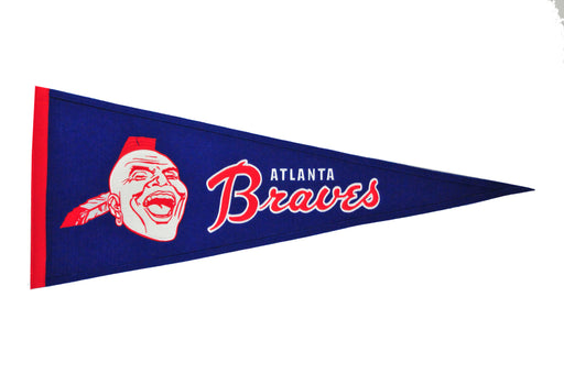 Atlanta Braves Cooperstown Pennant | Man Cave Decor | 56011