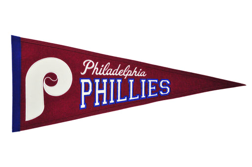 Philadelphia Phillies Cooperstown Pennant | Man Cave Decor | 56110