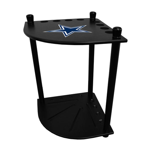 Dallas Cowboys Corner Cue Rack