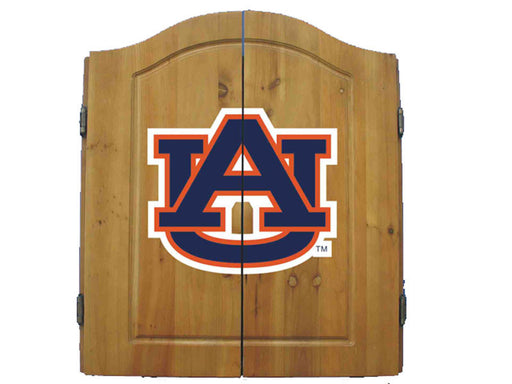 Auburn University Dart Cabinet Set | Man Cave Authority | IMP  58-4002