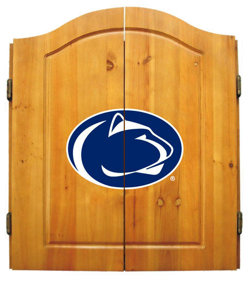 Penn State University Dart Cabinet Set | Man Cave Authority | IMP  58-4017