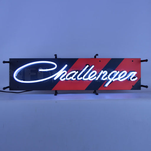 Dodge Challenger Junior Neon Sign | Man Cave Authority | 5SMCLG