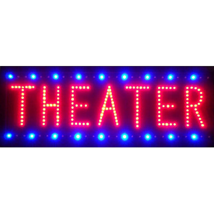 Theater LED Sign | Man Cave Authority | 5THLED