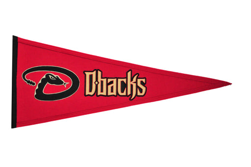 Arizona Diamondbacks Traditions Pennant | Man Cave Decor | 60010