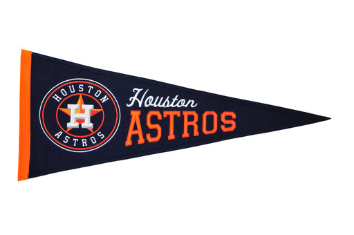 Houston Astros Traditions Pennant | Man Cave Decor | 60120