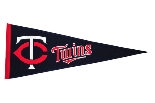 Minnesota Twins Traditions Pennant | Man Cave Decor | 60160