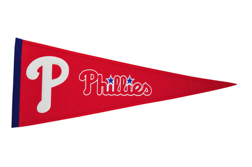 Philadelphia Phillies Traditions Pennant | Man Cave Decor | 60210