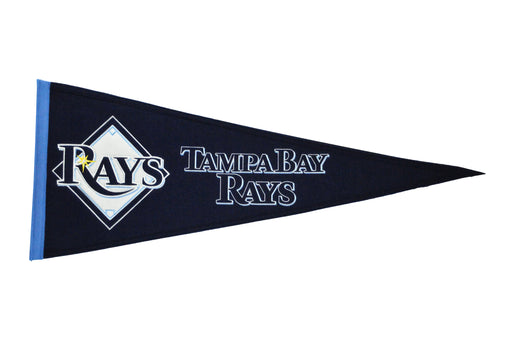 Tampa Bay Rays Traditions Pennant | Man Cave Decor | 60260