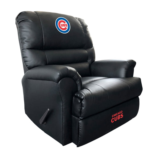 Chicago Cubs Sports Recliner | Man Cave Authority | 603-6005