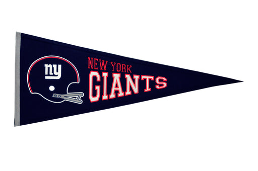 New York Giants  Throwback Pennant | Man Cave Decor | 61201