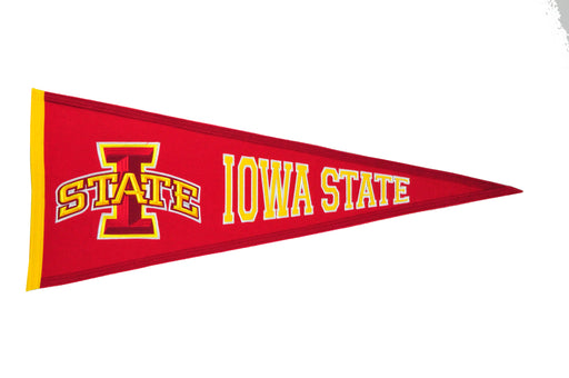 Iowa State  Traditions Pennant | Man Cave Decor | 64260