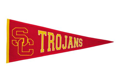 University of Southern California Traditions Pennant | Man Cave Decor | 64280