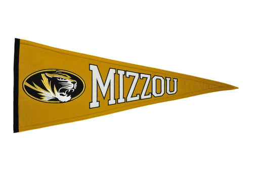 University of Missouri Traditions Pennant | Man Cave Decor | 64511