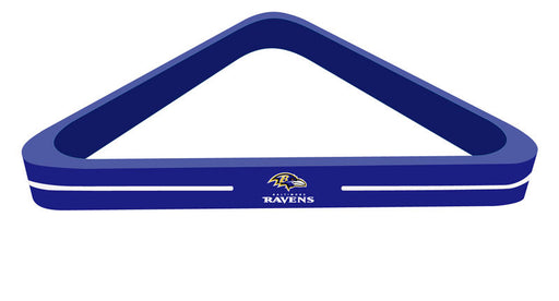Baltimore Ravens Billiards Triangle | Man Cave Authority | IMP 73-1025