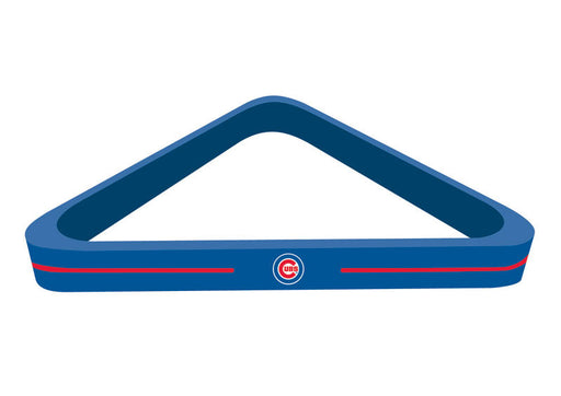 Chicago Cubs Billiards Triangle | Man Cave Authority | IMP 73-2005