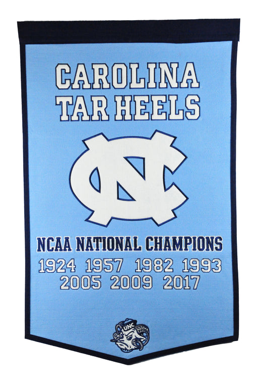University of North Carolina Banner | Man Cave Decor | 76030