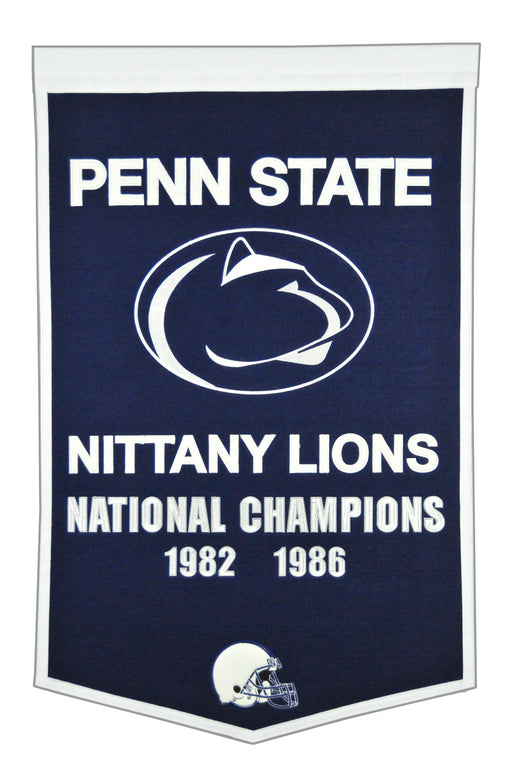 Penn State University Banner | Man Cave Decor | 76035