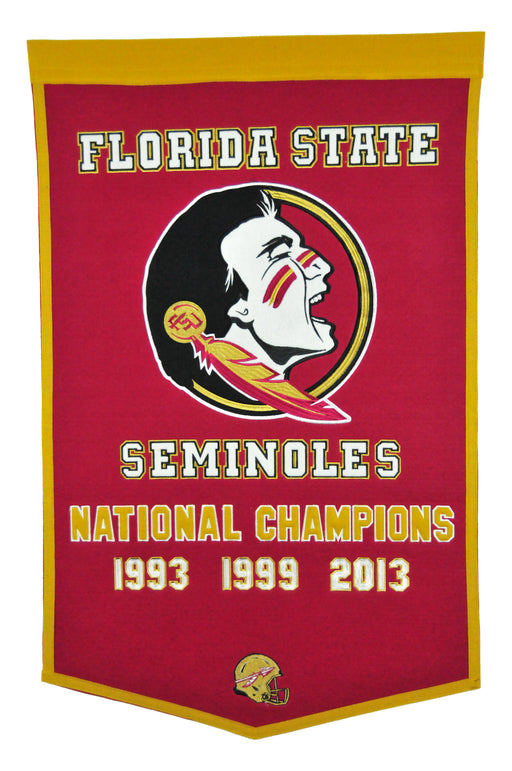 Florida State University Banner | Man Cave Decor | 76075