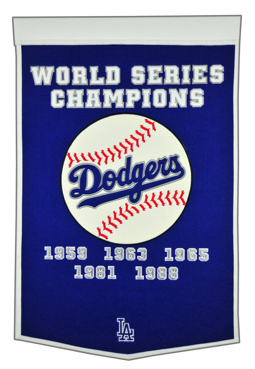 Los Angeles Dodgers Banner | Man Cave Decor | 76125