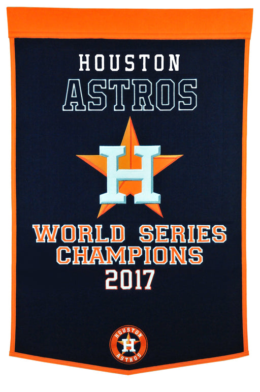 Houston AstrosBanner | Man Cave Decor | 76136