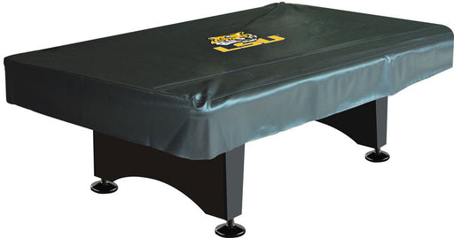 Louisiana State University (LSU) 8' Deluxe Pool Table Cover | Man Cave Authority | IMP 80-4005