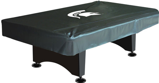 Michigan State 8' Deluxe Pool Table Cover | Man Cave Authority | IMP 80-4016